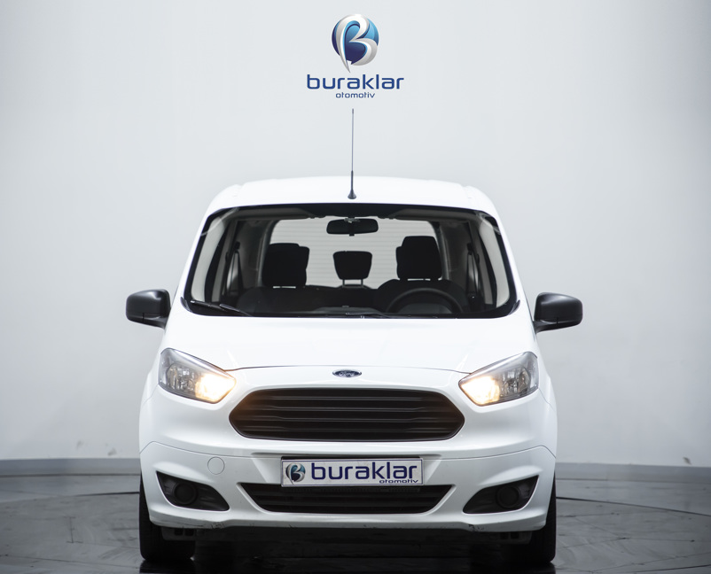 TAKSİTLE FORD TOURNEO COURIER JOURNEY KOMBİ 1.6 TDCI M1 TREND