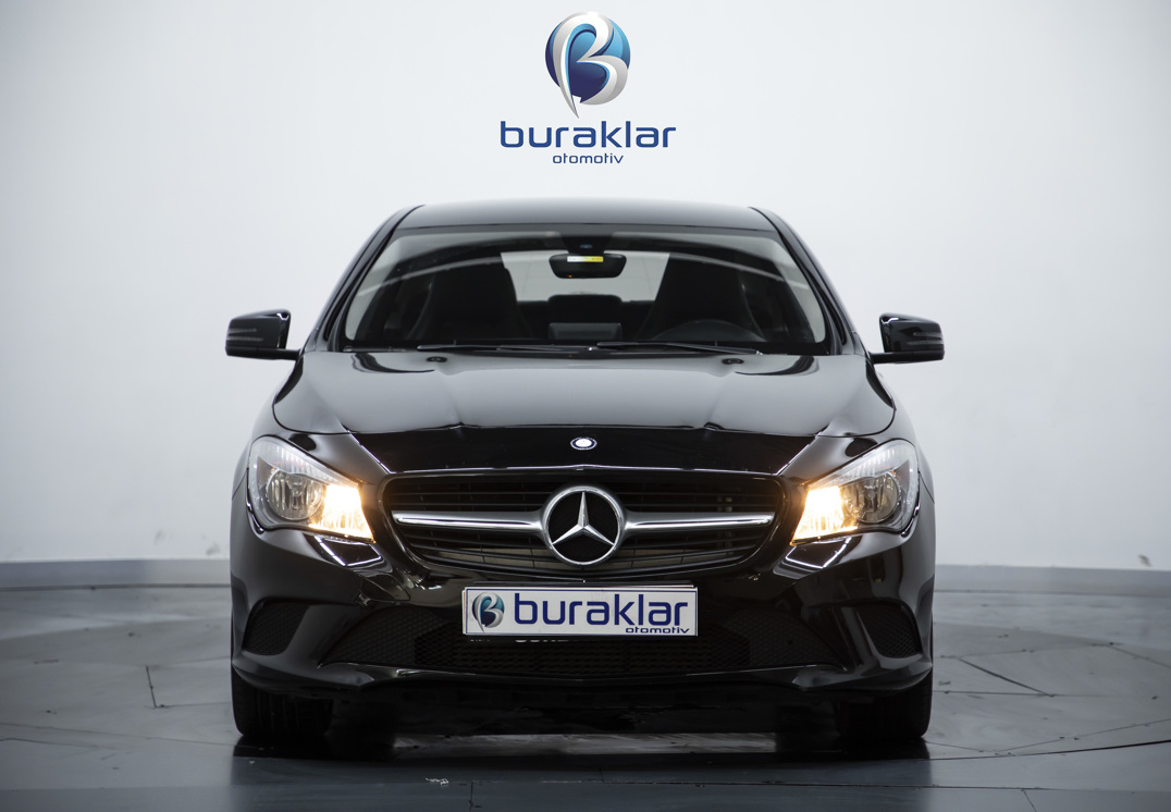 MERCEDES BENZ CLA COUPE 2015 MODEL STYLE
