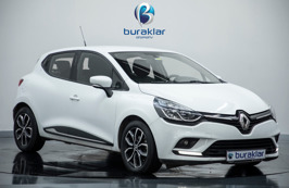 RENAULT CLİO 2018 MODEL 1.5 DCI TOUCH EDC